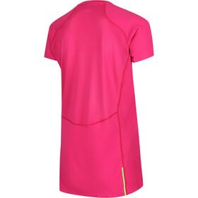inov-8 Base Elite Camiseta Manga Corta Mujer, rosa